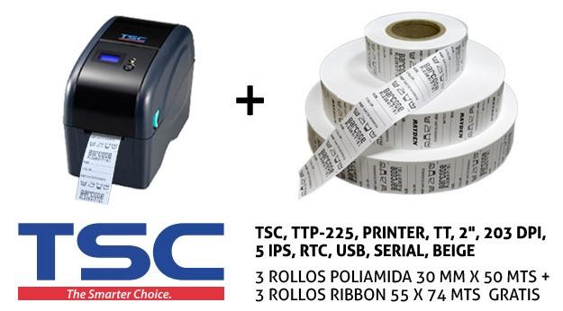PACK de impresora téxtil
